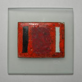 Enamel panel Mark Rothko